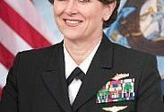 Celebrating Women: Vice Admiral Jan Tighe